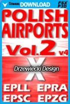Polish Airports vol.2 X (V4)