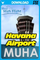 MUHA - La Havana Jose Marti International Airport (FSX/P3D)