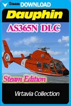 AS365 Dauphin DLC Package (Steam) AS365N