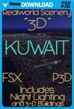 Kuwait 3D 2017