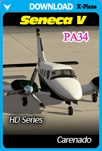 Carenado PA34 Seneca V HD Series for X-Plane