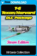 T-6 Texan/Harvard DLC Package (Steam)