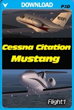 Cessna Citation Mustang (P3D)