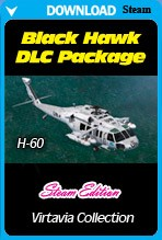 H-60 Black Hawk DLC Package (Steam)