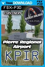 Pierre Regional Airport (KPIR)