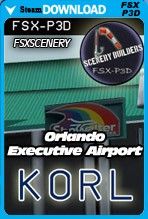 Orlando Executive Airport (KORL)