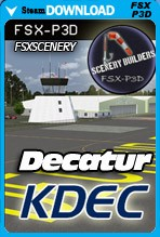 Decatur Airport (KDEC)
