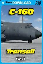Transall C-160 (FSX/FSX:SE/P3Dv2-v4)