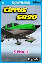 Cirrus SR20 for X-Plane 11