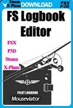 FS Logbook Editor (FSX/P3D/X-PLANE 10 & 11)