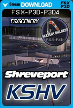 Shreveport Regional Airport (KSHV)