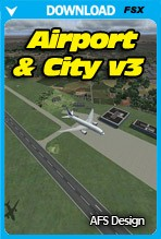 Airport & City v3 (FSX Only)