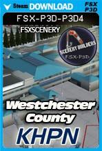 Westchester County Airport KHPN (FSX/FSX:SE/P3Dv3,v4)
