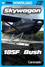 Carenado C185F SKYWAGON BUSH (FSX/FSX:SE/P3Dv2-v4)