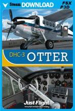 DHC-3 Otter (FSX/FSX:SE/P3Dv1-v4)
