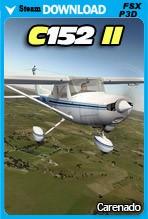 Carenado C152 II (FSX/FSX:SE/P3Dv2-v4)