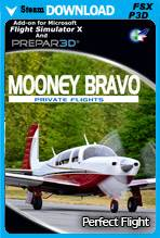 Private Flights - Mooney Bravo