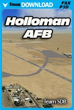 Holloman Air Force Base (FSX/FSX:SE/P3Dv1-v3)