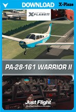 PA-28-161 Warrior II (X-Plane 11)