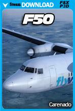 Carenado F50 (FSX/FSX:SE/P3Dv3-v4)