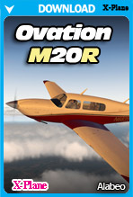 Alabeo M20R Ovation (X-Plane 11)