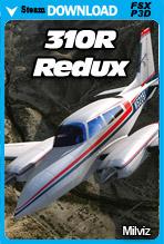 MilViz 310R Redux (FSX/FSX:SE/P3Dv3-v4)