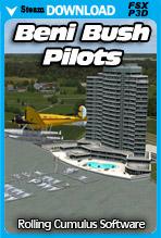 Beni Bush Pilots (FSX/FSX:SE/P3Dv4)