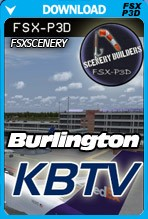 Burlington International Airport (KBTV)