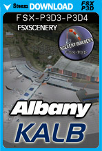 Albany International Airport (KALB)