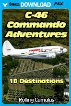 C-46 Commando Adventures