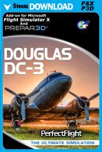 Ultimate Douglas DC-3 Simulation (FSX/FSX:SE/P3Dv1-v4)