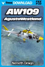 AgustaWestland AW109 (FSX:FSX:SE/P3Dv4)