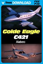 Alabeo C421 C Golden Eagle (FSX/FSX:SE/P3Dv3-v4)
