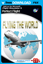 Flying The World Bundle Pack (FSX/FSX:SE)
