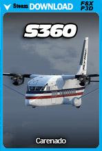 Carenado - S360 (FSX/FSX:SE/P3Dv3-v4)