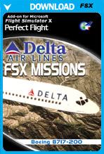 FSX Missions - Delta B717-200 (FSX)