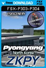 Pyongyang Sunan International Airport ZKPY (FSX/FSX:SE/P3Dv3-v4)