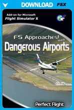 FS Approaches Vol 8 - Dangerous Airports (FSX)