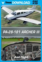 PA-28-181 Archer III (FSX/FSX:SE/P3Dv1-v4)