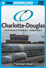 Charlotte Douglas International Airport (KCLT)