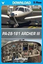 PA-28-181 Archer III XP (XPlane 11)