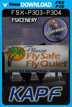 Naples Airport - KAPF (FSX/FSX:SE/P3Dv3-v4)
