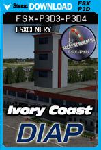 Abidjan Felix Houphouet Boigny International DIAP (FSX/FSX:SE/P3Dv3-v4)