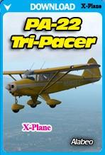 Alabeo PA-22 Tri-Pacer (X-PLANE 10/11)