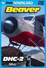 MilViz DHC-2 Beaver