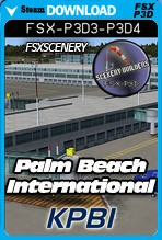 Palm Beach International Airport (KPBI)