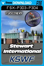 Stewart International Airport (KSWF)