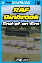 RAF Binbrook - End of An Era