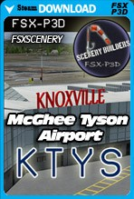 McGhee Tyson Airport (KTYS)