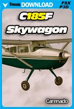 Carenado C185F SKYWAGON (FSX/FSX:SE/P3Dv2-v4)